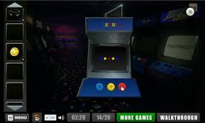 arcade world escape game walkthrough free room escape youtube