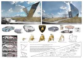 cartoon lamborghini logo young architects competitions