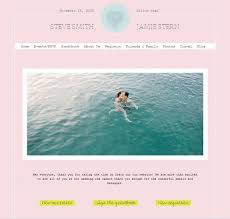 free wedding websites with what is the best site to create my wedding website