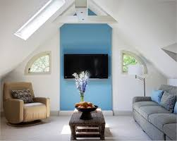 Livingroom Club 39 Attic Living Rooms That Really Are The Best Adorable Home Com
