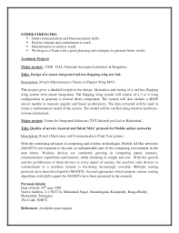 Samples Of Bad Resumes by Good Personal Strengths Resume Contegri Com