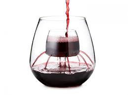 aeration cuisine chevalier stemless aerating wine glasses review your gift shop