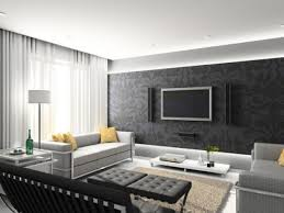 L Shaped Fabric Sofas Grey Living Room Walls Black Table White Upholstered Sofa Brown