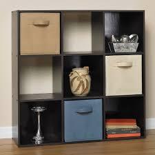 target corner bookcase fascinating design black colors target bookshelf with nine square