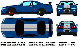 nissan skyline png nissan skyline gt r by bagera3005 on deviantart