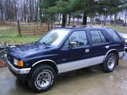 my buddy u0027s first car the rodeo similar to my blazer cars