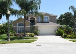 Teh Villa 6 bedroom villa rental in kissimmee fl pool 6 br 4 ba