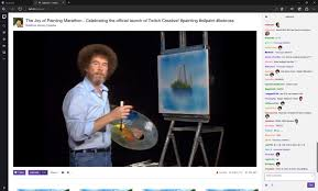 Bob Ross Meme - twitch s bob ross marathon is the most beautiful thing the