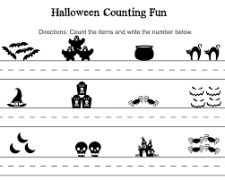 Free Printables For Halloween by Free Halloween Word Search U0026 Counting Printables