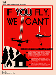 Wild Fire Tees by Drones Hamper Aerial Fire Operations On Rice Ridge Fire Mtpr