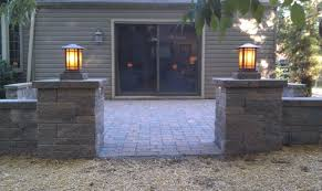 Patio Paver Lights Paver Patio Hometalk
