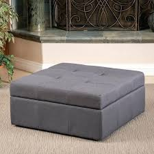 seville classics foldable storage bench ottoman charcoal gray foldable storage bench ottoman charcoal gray seville classics gray