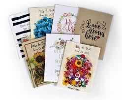 wedding seed packets wedding favor seed packets seed packet favors for weddings