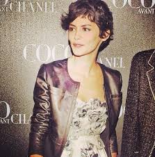 coco chanel hair styles 23 best audrey tautou images on pinterest audrey tautou