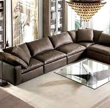 Oversized Leather Sofa Oversized Sectional Sa Sas Canada Leather Sofa With Chaise