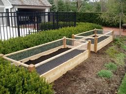 Cedar Raised Garden Bed Buy Two Raised Bed Gardens