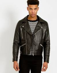 motorcycle style leather jacket how to buy a leather jacket the idle man