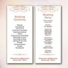 diy wedding programs template five benefits of diy wedding programs that may change