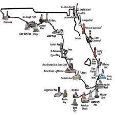 netherlands lighthouse map support the florida lighthouse association
