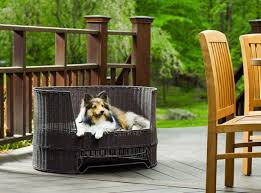 Dog Patio 20 Cool Outdoor Dog Beds That Are Also Comfortable