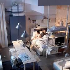 IKEA Brimnes Bed Stolmen Closet System Living Small - Ikea bedroom ideas small rooms