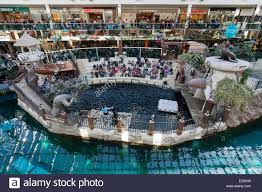 canada alberta edmonton west edmonton mall the largest shopping mall
