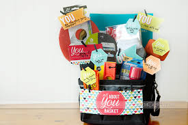 Cancer Gift Baskets All About You