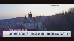 this made us smile spend a night in draculas castle youtube