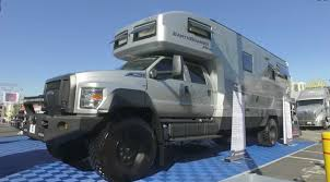 chevy earthroamer the ultimate 1 5 million earthroamer luxury 4 4 rv revealed