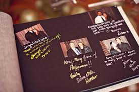 polaroid guest book weddingbee