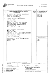 patent ep0657531a1 method for conversion of halogenated
