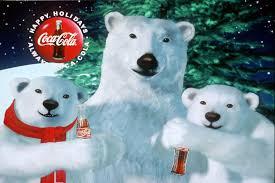 Coke Bear Meme - coca cola polar bear coke s polar bears to anchor the beverage