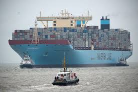 the largest container ship in the world for now buy a shipping