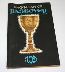 passover book haggadah 1944 bartons candy passover haggadah prayer book vtg kosher