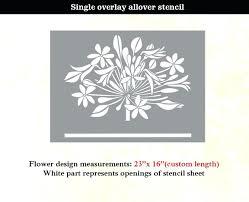 wall stencil ideas stenciling accent wall stencil tile stencil