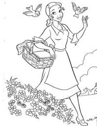 princess tiana doll coloring pages coloring