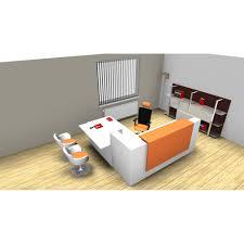 bureau d accueil bureau d accueil angle z2 avec accès bas sur le côté officity ba