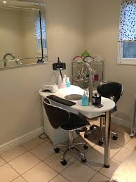 show us your nail stations salongeek