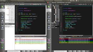 qt creator color scheme stack overflow