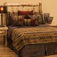 Western Duvet Covers Western Bedding Laredo Cabin Place