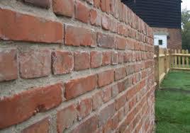 garden walls brickwork in kent london southeast