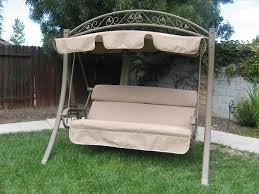Replacement Cushions Patio Furniture by Get A Canopy Replacement For Swings