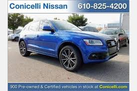 audi westchester used audi sq5 for sale in chester pa edmunds