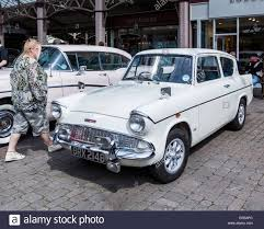 old ford cars classic old vintage ford anglia car stock photo royalty free