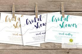 bridal dinner invitations invitations the green loft