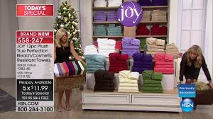 hsn home decor hsn joyful gifts with joy mangano 10 21 2017 06 am youtube