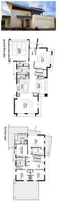 design floor plan plano de hermosa casa con 4 dormitorios y 2 garajes estilo