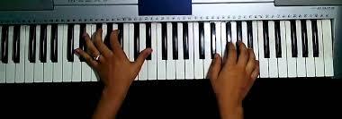si e piano meri bheegi bheegi si anamika piano cover melody chords
