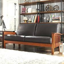 Leather And Wood Sofa Leather And Wood Sofa Solid Wood Genuine Leather Corner Sofa