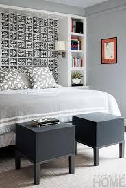Bed With Lights In Headboard Best 25 Headboard With Shelves Ideas On Pinterest Bed Shelf
